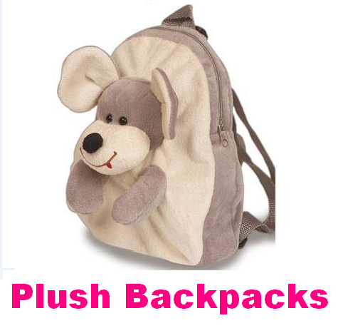 Plush Backpack 0