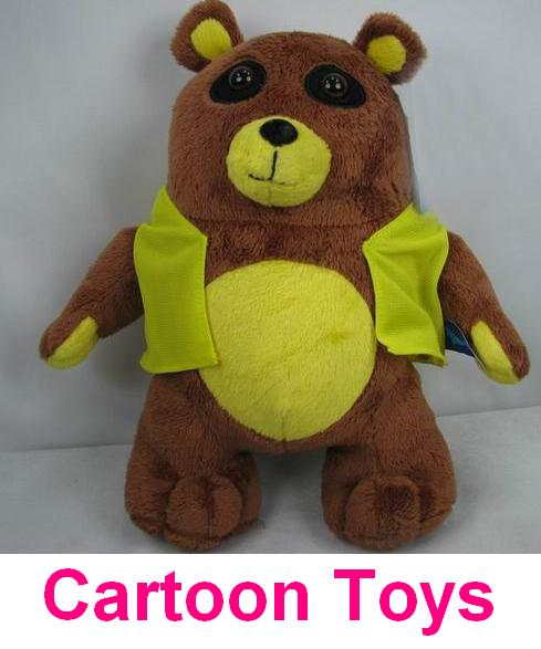 Cartoon Plush Toys 0