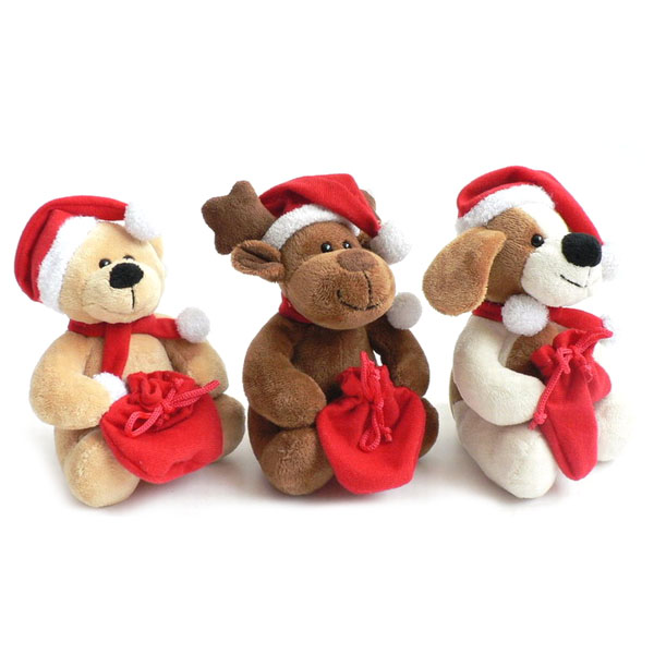 Plush Toys Product : Christmas plush toys jcp